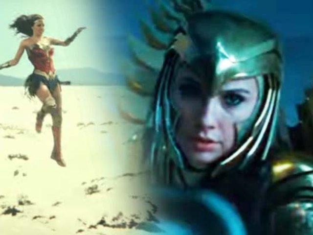 Wonder Woman 1984: se estrenó el tráiler de la segunda película de la Mujer Maravilla