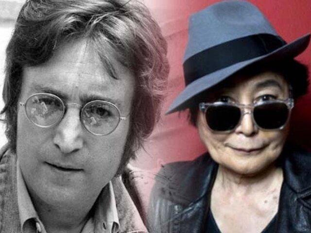 Yoko Ono habla sobre John Lennon a 39 años de su muerte