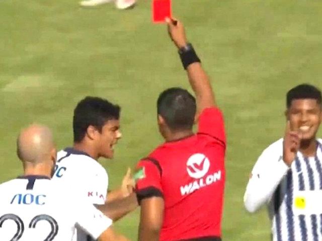 AL vs Binacional: VAR hizo su primera intervención en el fútbol peruano