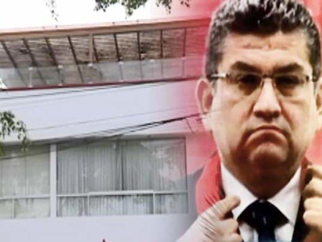 EXCLUSIVO | Walter Ríos: habría remodelado su casa a cambio de obras en el PJ