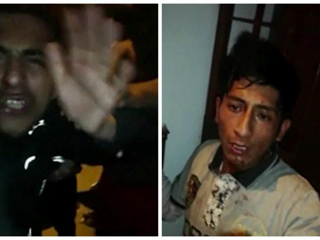 SMP: delincuentes casi son linchados tras intentar asaltar a una familia