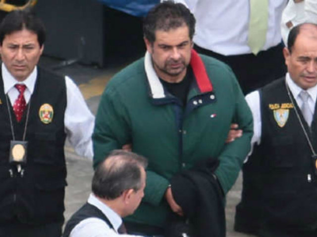 Belaúnde Lossio podría continuar siendo investigado en libertad