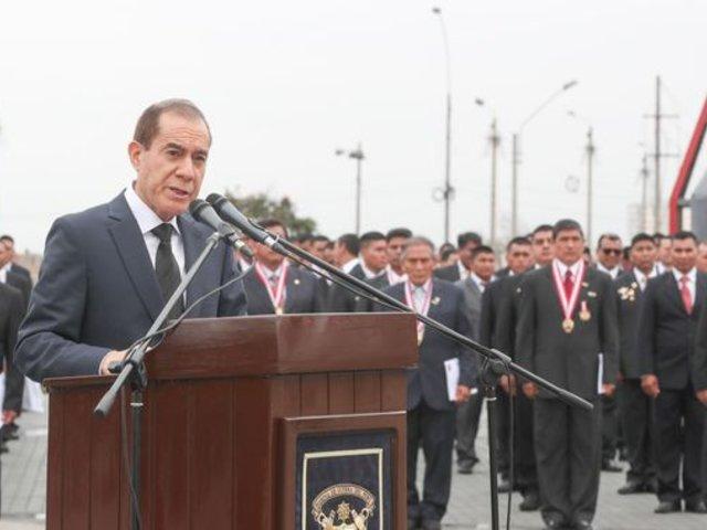 """Ministro de Defensa sobre robo de gasolina en Ejército: """"Es un caso aislado"""""""
