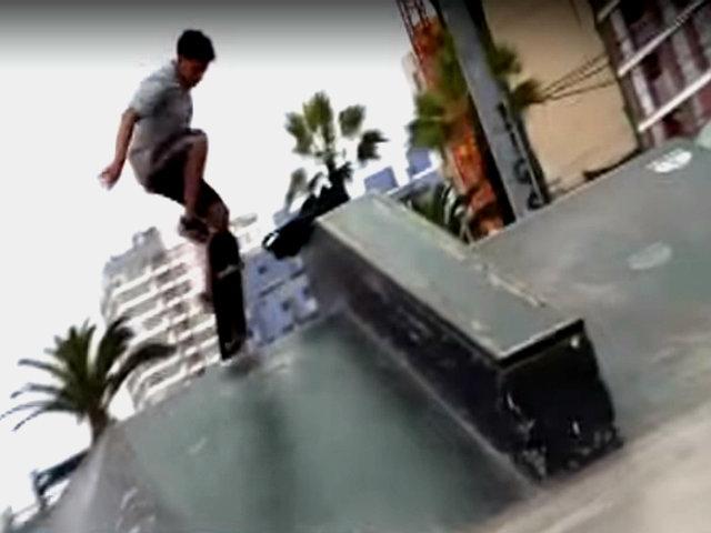 'Skate Park' de San Miguel está completamente deteriorado