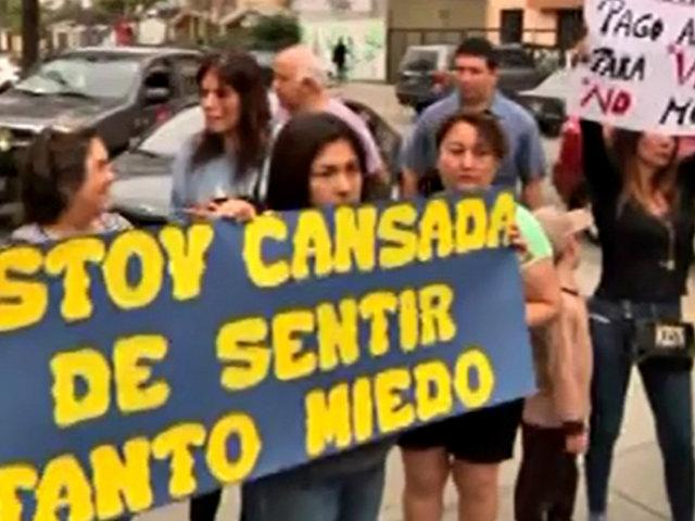 Inseguridad en Surco: piden acciones del Gobierno para frenar ola delincuencial