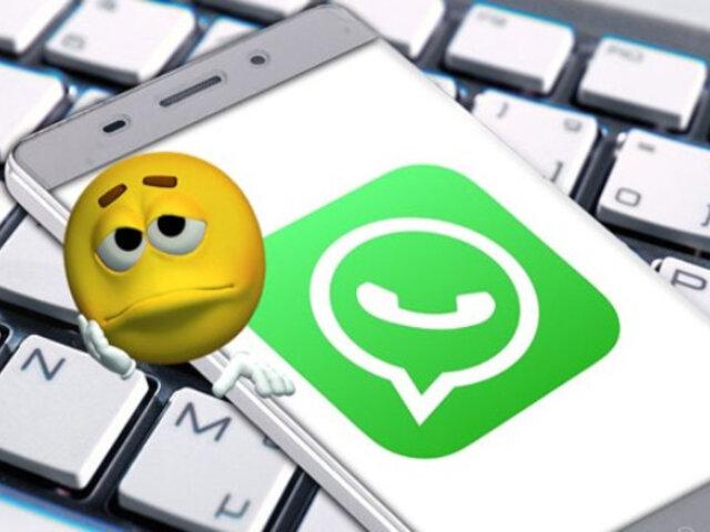 WhatsApp dejará de funcionar en millones de celulares en 2020