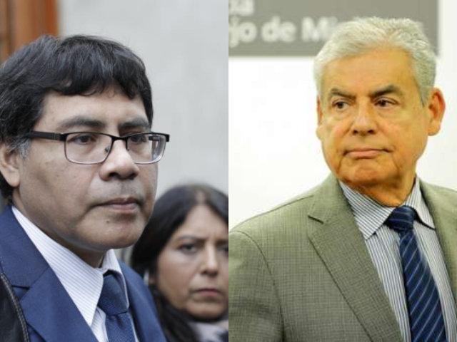 Juárez Atoche asegura que estado de salud de César Villanueva no es grave