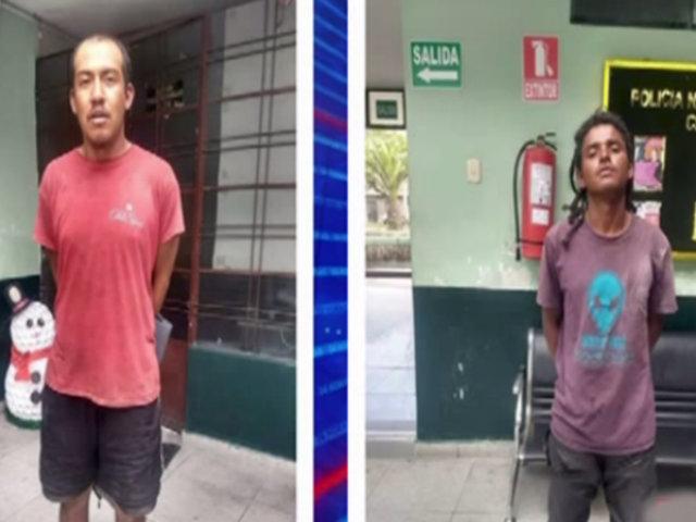 Tacna: Policía capturó a presuntos asesinos del hombre que se resistió al robo de su perro pitbull