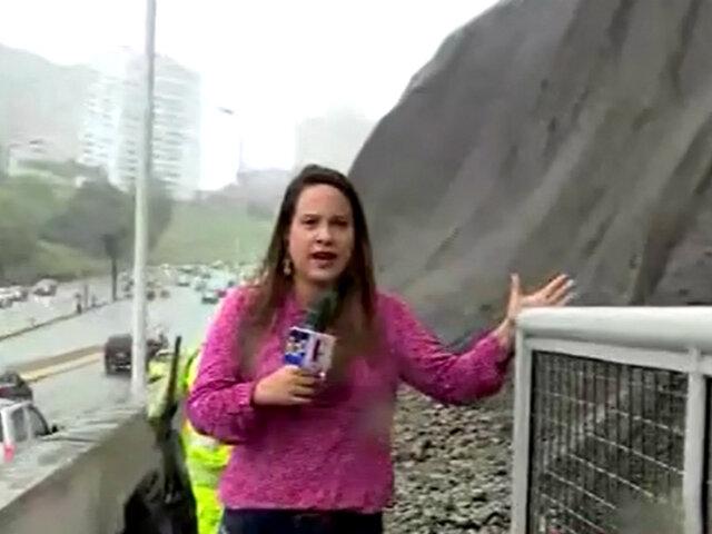 Costa Verde: ¿Es seguro el acceso peatonal del viaducto Armendáriz?