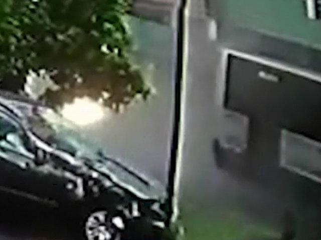 Pueblo Libre: bus invade carril contrario y se estrella aparatosamente con auto