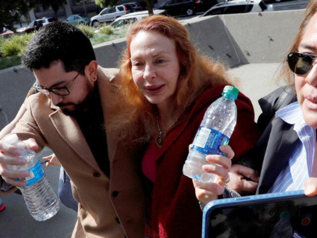 Eliane Karp: se aprobó extradición en primera instancia por caso Ecoteva