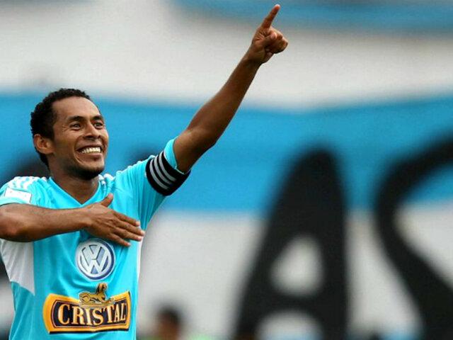 Sporting Cristal: Carlos Lobatón se despide tras 15 años en club 'rimense'