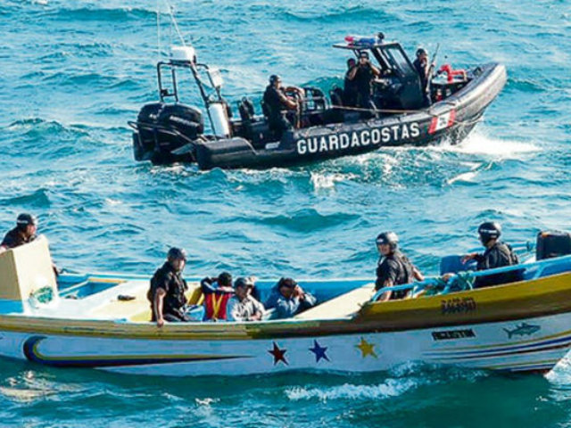 Confirman primer 'narcosubmarino' detenido en Piura