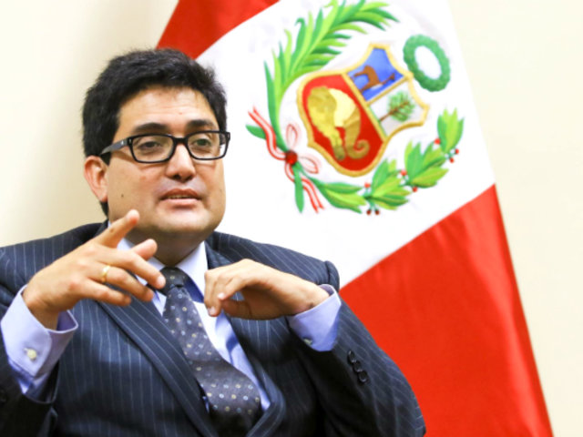 Odebrecht: abren investigación a procurador Ramírez por negociación de reparación civil