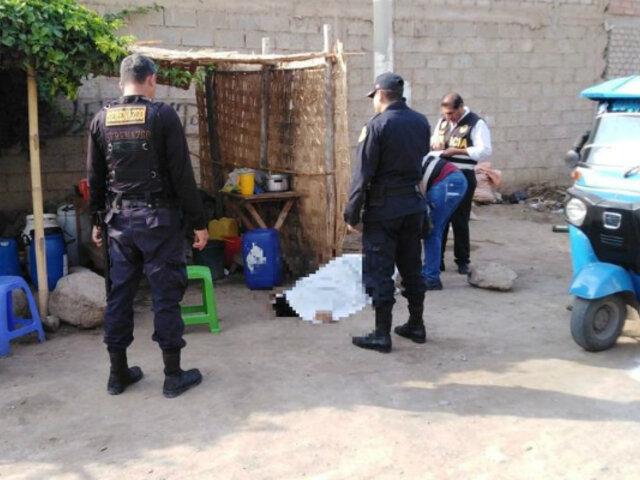 Ola de homicidios: dos personas son asesinadas a balazos en La Libertad