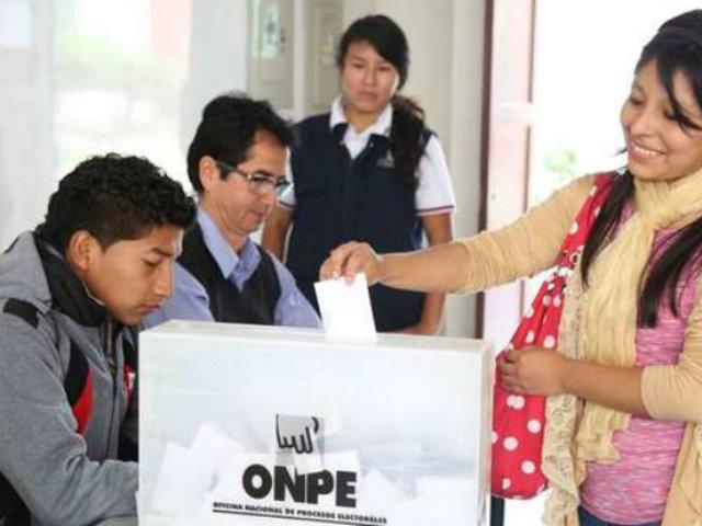 Elecciones 2020: más de 500 mil personas fueron elegidas miembros de mesa