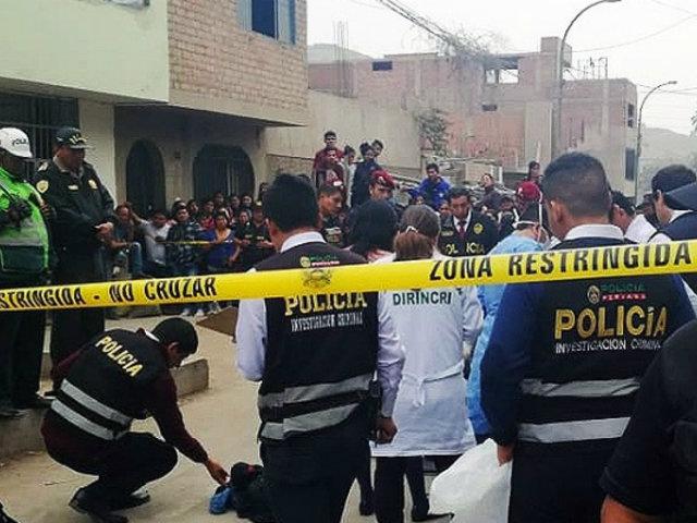 Áncash: joven pierde la vida tras recibir varios impactos de bala
