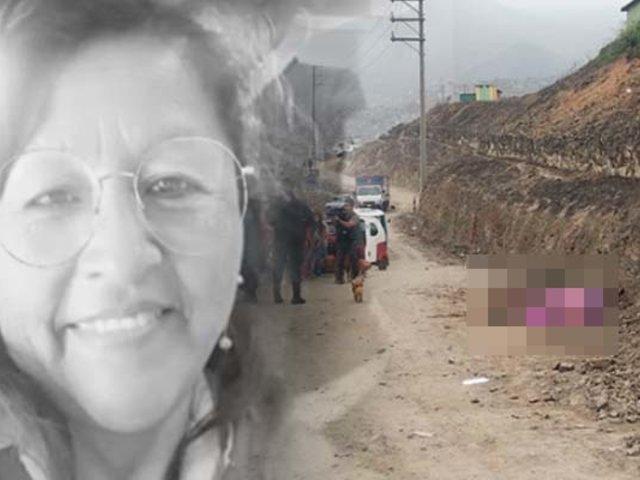 Villa María del Triunfo: identifican cadáver calcinado de mujer hallado en cerro