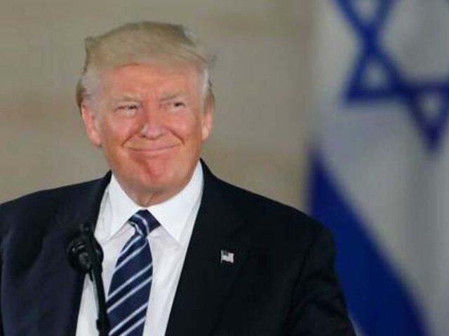 Donald Trump firmará decreto para interpretar el judaísmo como una nacionalidad