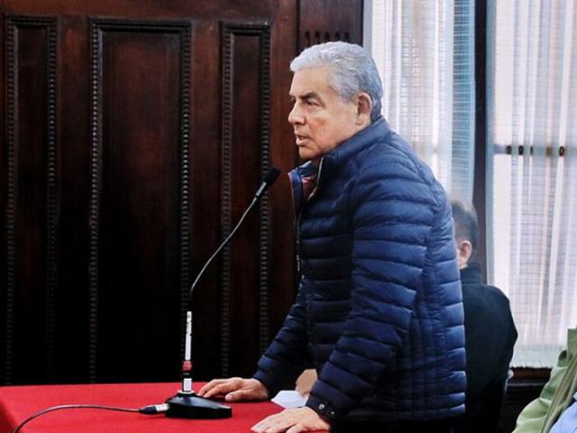 Presentan hábeas corpus a favor de liberar a exprimer ministro César Villanueva