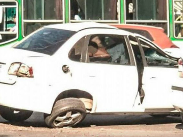 Argentina: chofer ebrio impactó y mató a tres personas