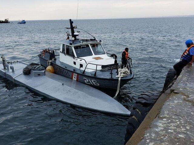 Extranjeros detenidos en 'narcosubmarino' serán trasladados a Lima