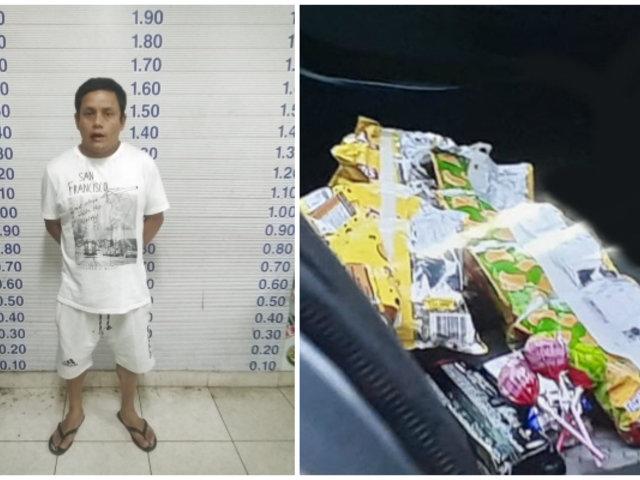 'El buitre de los arenales': pedófilo tenía auto lleno de golosinas para acechar menores