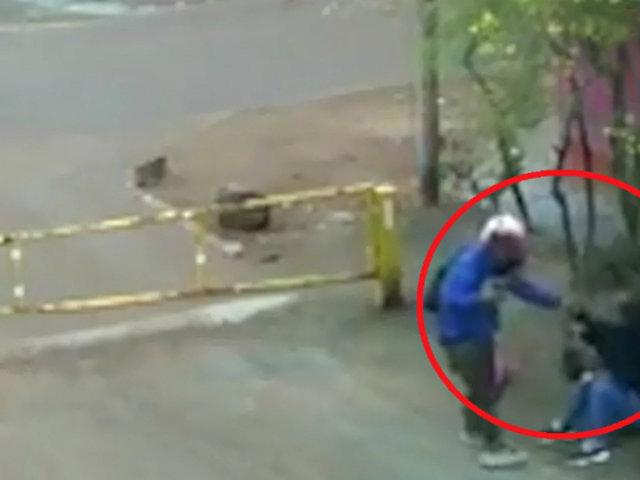 Carabayllo: delincuentes en moto lineal asaltan a mujer