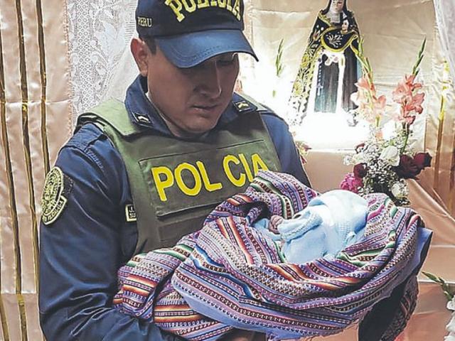 Bebé que desapareció en Ancón fue hallado en Huaral 24 horas después