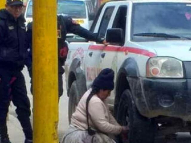 Huancayo: la mujer que se ha convertido en una de las mejores mecánicas