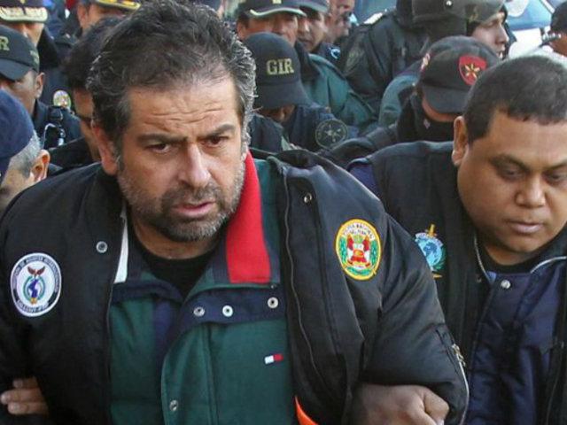 Martín Belaunde Lossio: ordenan su excarcelación tras cumplir prisión preventiva