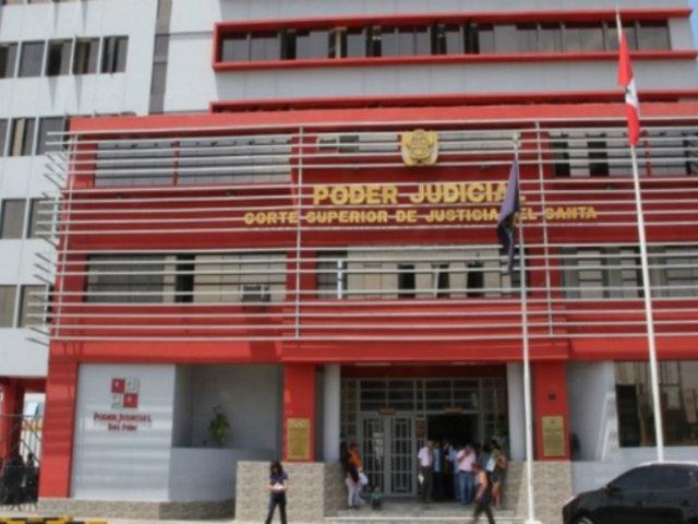 Caso Orellana: solicitan prisión preventiva para exjueces ancashinos
