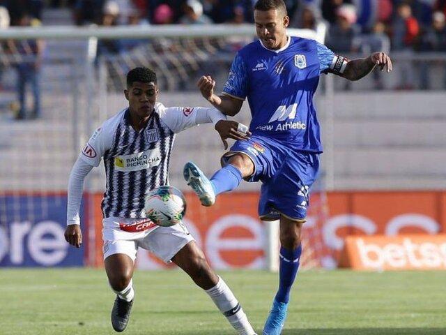 No se anulará la primera final: CJ-FPF declara improcedente reclamo de Alianza Lima