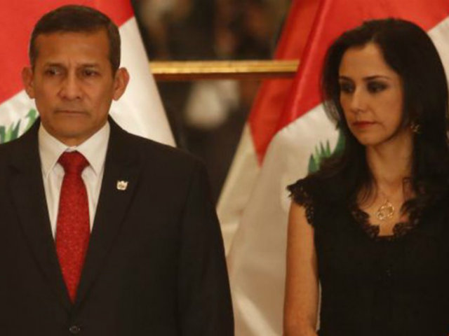 Humala y Heredia habrían recibido coimas de más de US$16 millones del 'Club de la construcción'
