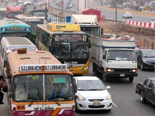 ATU extiende por un año vigencia de autorizaciones para el transporte público