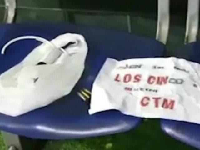 Independencia: PNP investiga caso de mochila con dinamita dejado en mercado