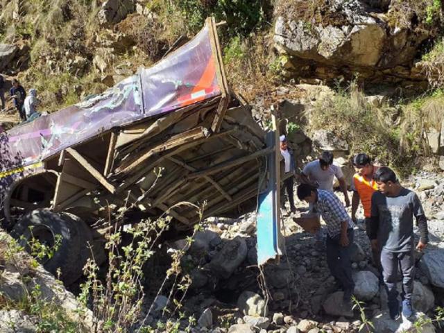 Tragedia en Áncash: reportan 4 muertos y varios heridos por despiste de auto
