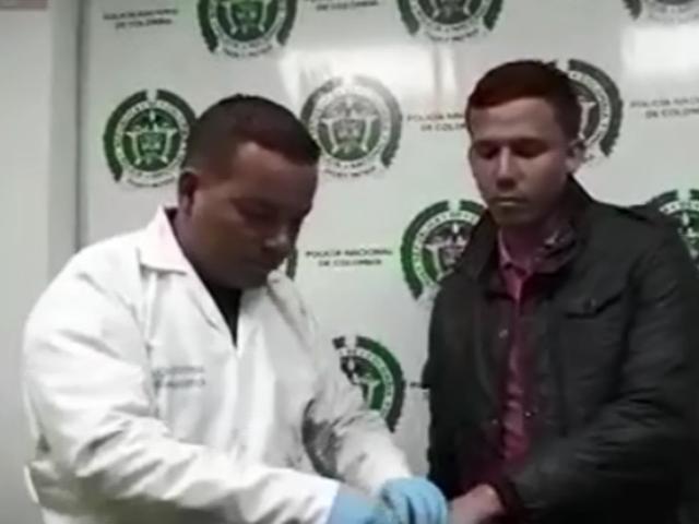 Descuartizamiento en SMP: policía presentó a 'Machelo' en Colombia