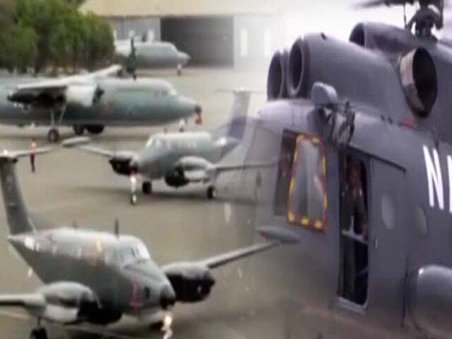 100 años: esta es la historia de la Aviación Naval Peruana