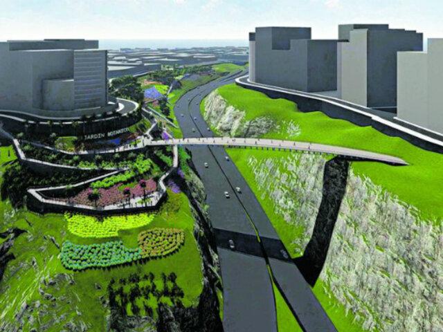 Puente Bicentenario: construcción de obra que unirá Miraflores con Barranco iniciaría en mayo