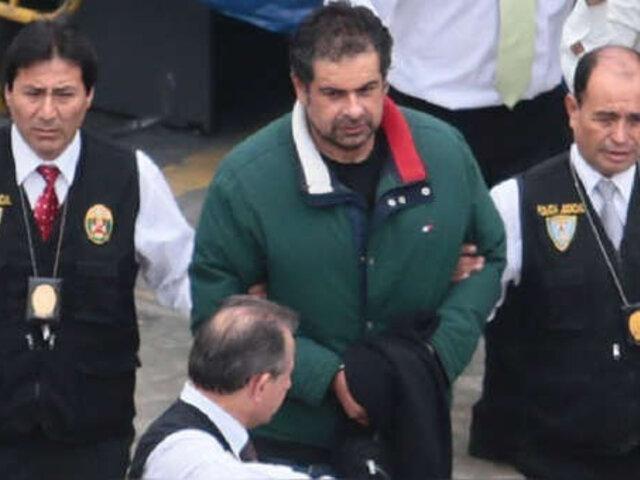 Martín Belaunde Lossio saldría del penal este sábado a más tardar, según su abogado
