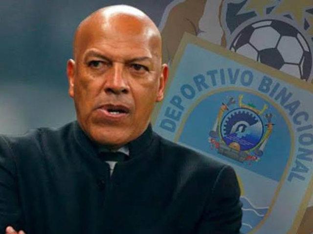 """Alianza Lima vs Binacional: Mosquera dice """"Ahora sí estamos al 100%"""""""