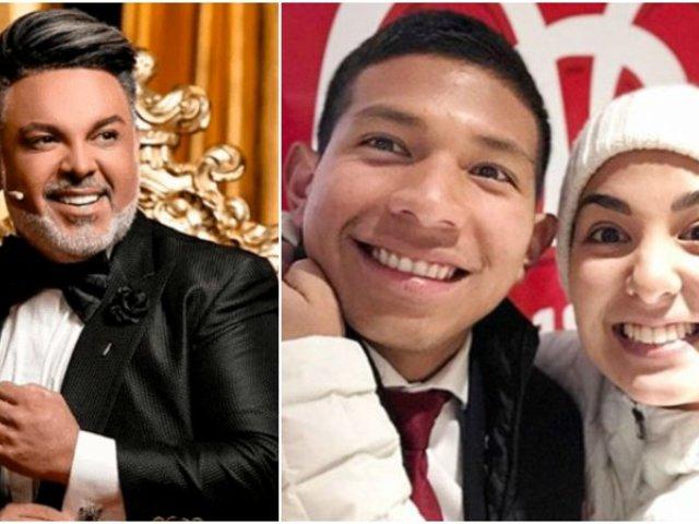 Andrés Hurtado pide a Edison Flores cambiar fecha de su boda