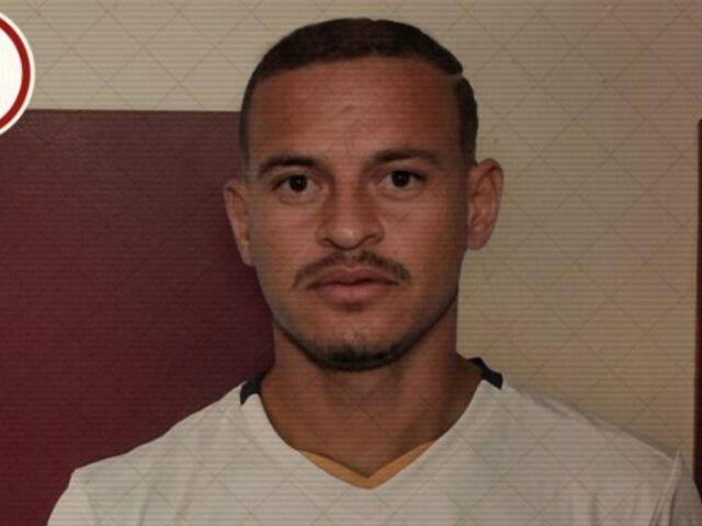 Llega como campeón: Donald Millán jugará en Universitario el 2020