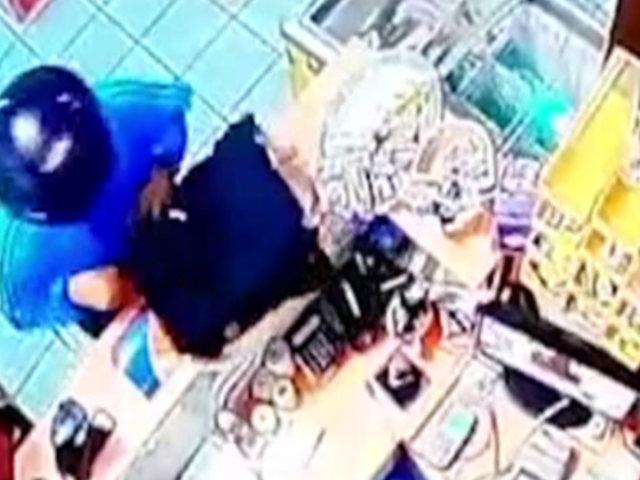 Jaén: ladrones se llevaron 5 mil soles de un agente bancario