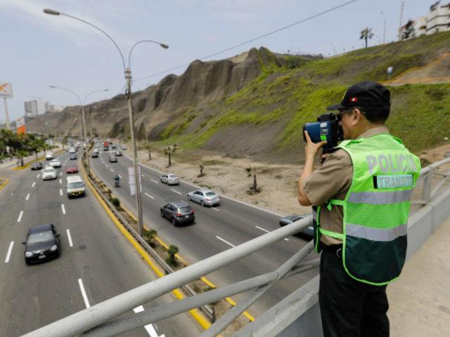 Costa Verde: sepa las dos nuevas infracciones vehiculares para evitar estas multas