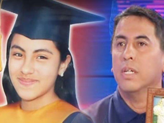 Padre de adolescente desaparecida en La Victoria, sospecha que fue captada mediante redes sociales