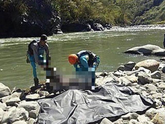 Tragedia en Pasco: niño de cinco años murió ahogado en el río Chorobamba