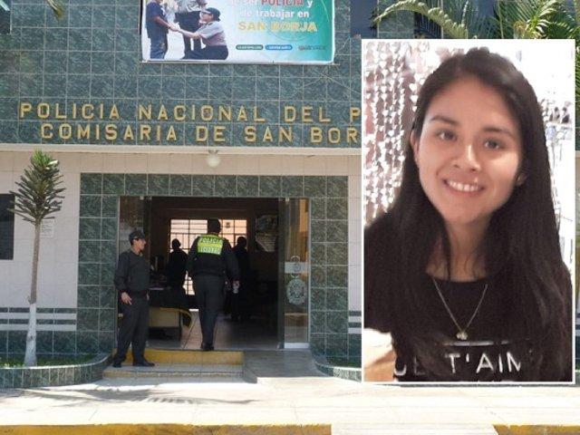 Otra adolescente desaparece cuando iba camino a su colegio en San Borja