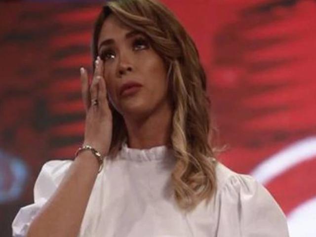 Sheyla Rojas: difunden bochornosa foto de ex 'chica reality' en avión de ''clase económica''